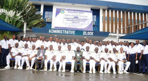 Maritime crimes, Nigerian Navy
