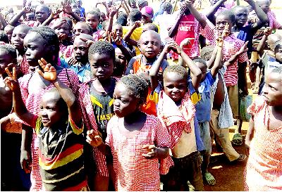 Children, birth certificate, Lagos