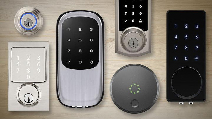 smart home, security