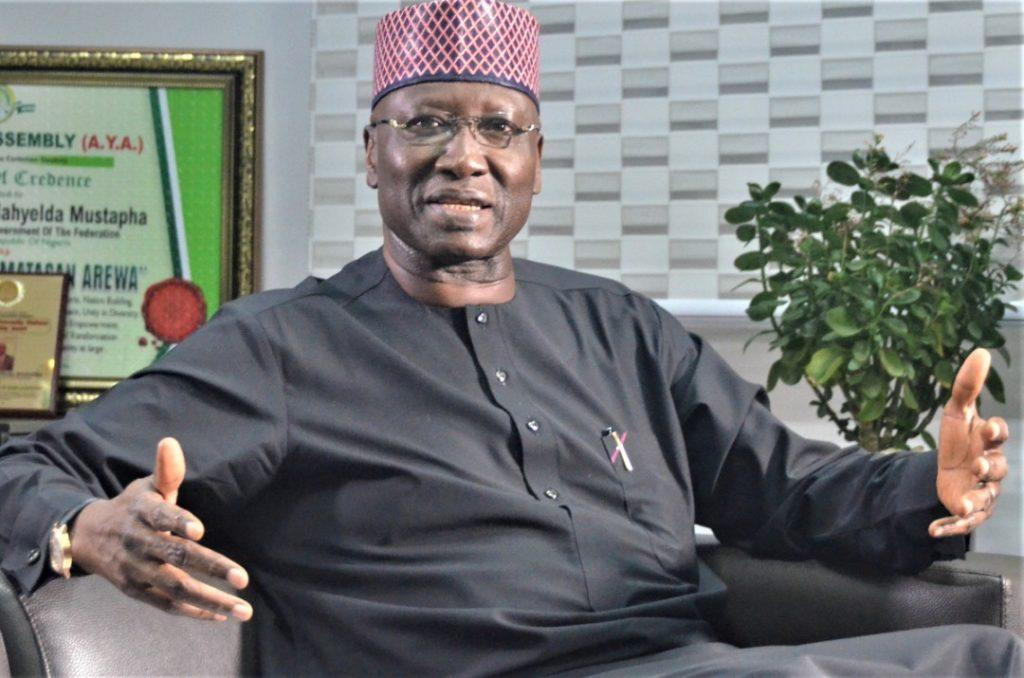 COVID-19 Task Force Chairman, Boss Mustapha, goes into self-isolation, as family members test positive
