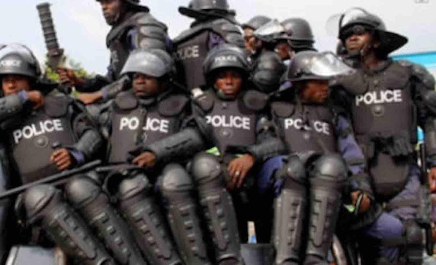 Police, Taraba, army, politician
