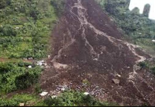 Uganda landslides