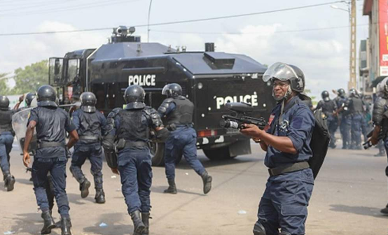 Benin Police