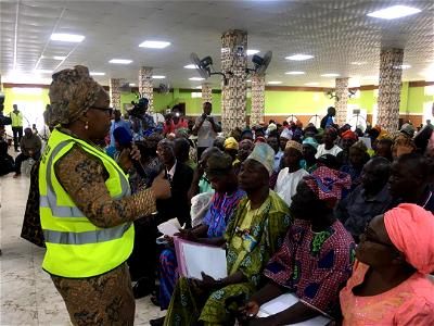 Pensioners beg Buhari to be included in palliatives