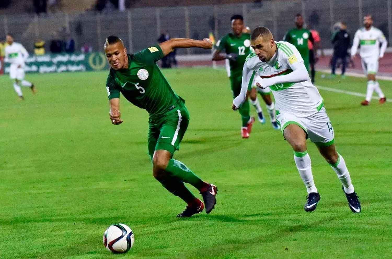 Nigeria battle Algeria, Super Eagles