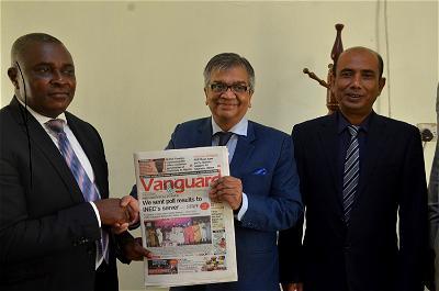 Bangladesh, Nigeria, Vanguard