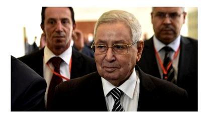 Abdelkader Bensalah, Algeria's Interim President
