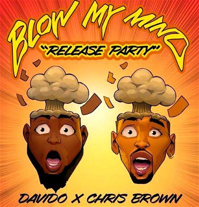 Davido, Chris Brown