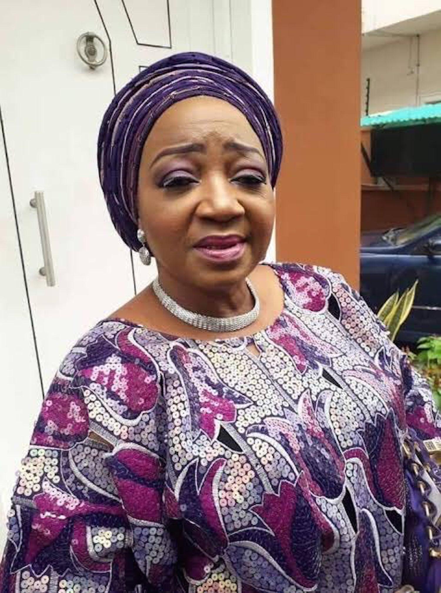 Olakunri, Funke Olakunri, Fasoranti, Buhari, Yoruba, security