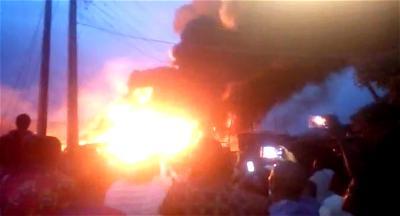 One dies, four injured in Lagos gas explosion