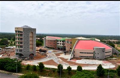 KWASU, library, Buhari, Nigeria