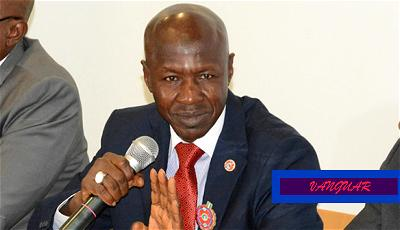 Embattled EFCC boss, Magu, threatens hunger strike
