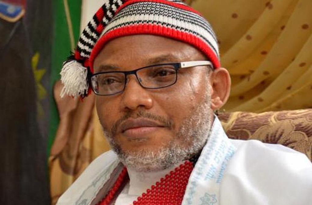 Kanu's kinsmen to FG: Why haven't you crushed bandits, terrorists