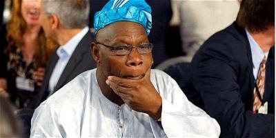 Obasanjo descending from Commander-in-Chief to Divider-in-Chief ― Presidency