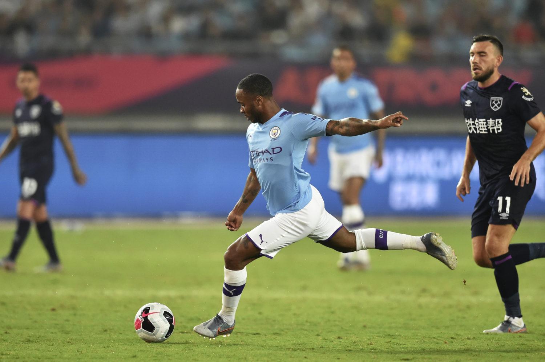 Manchester City, Raheem Sterling