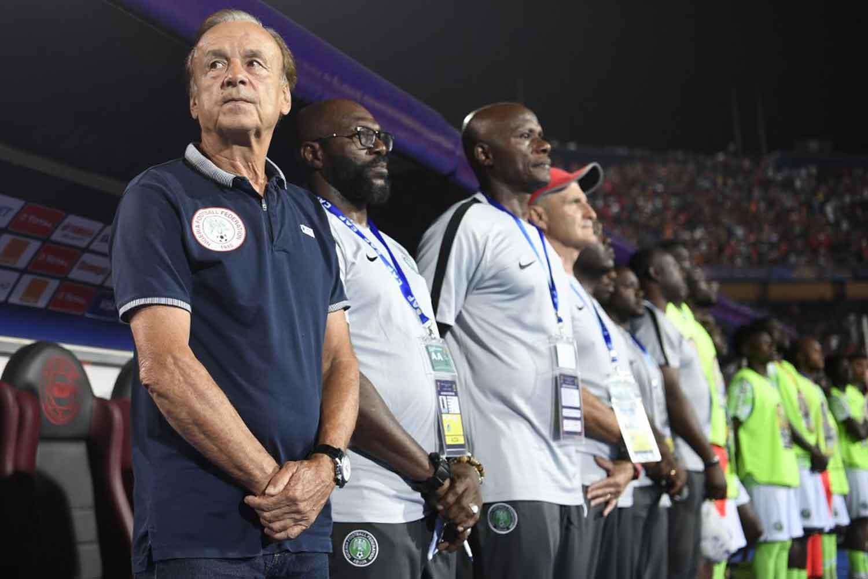 Nigeria vs Algeria