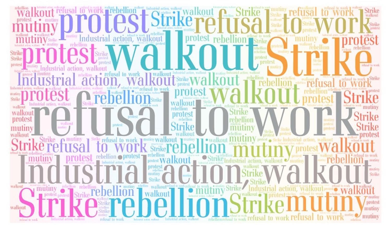 Strike, India