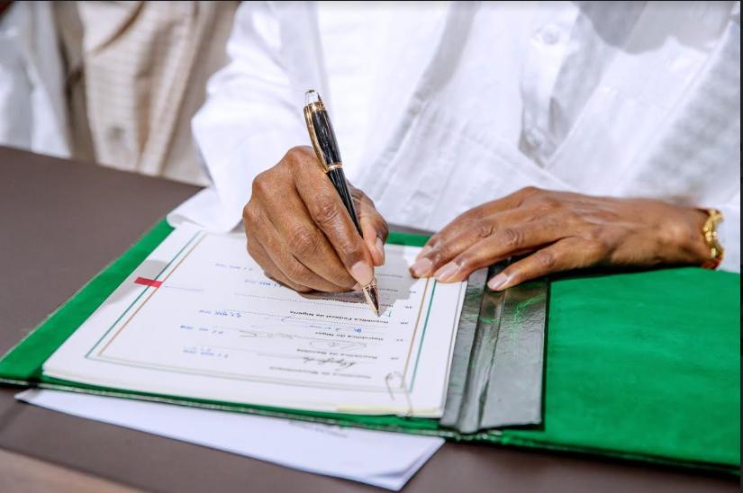 AfCFTA President Muhammadu Buhari;