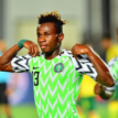 Chukwueze: Okocha's my hero, I loved watching him