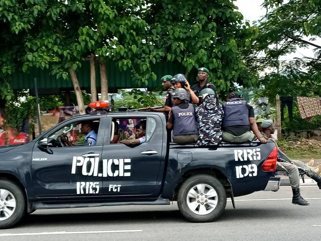 Police, IRT, army
