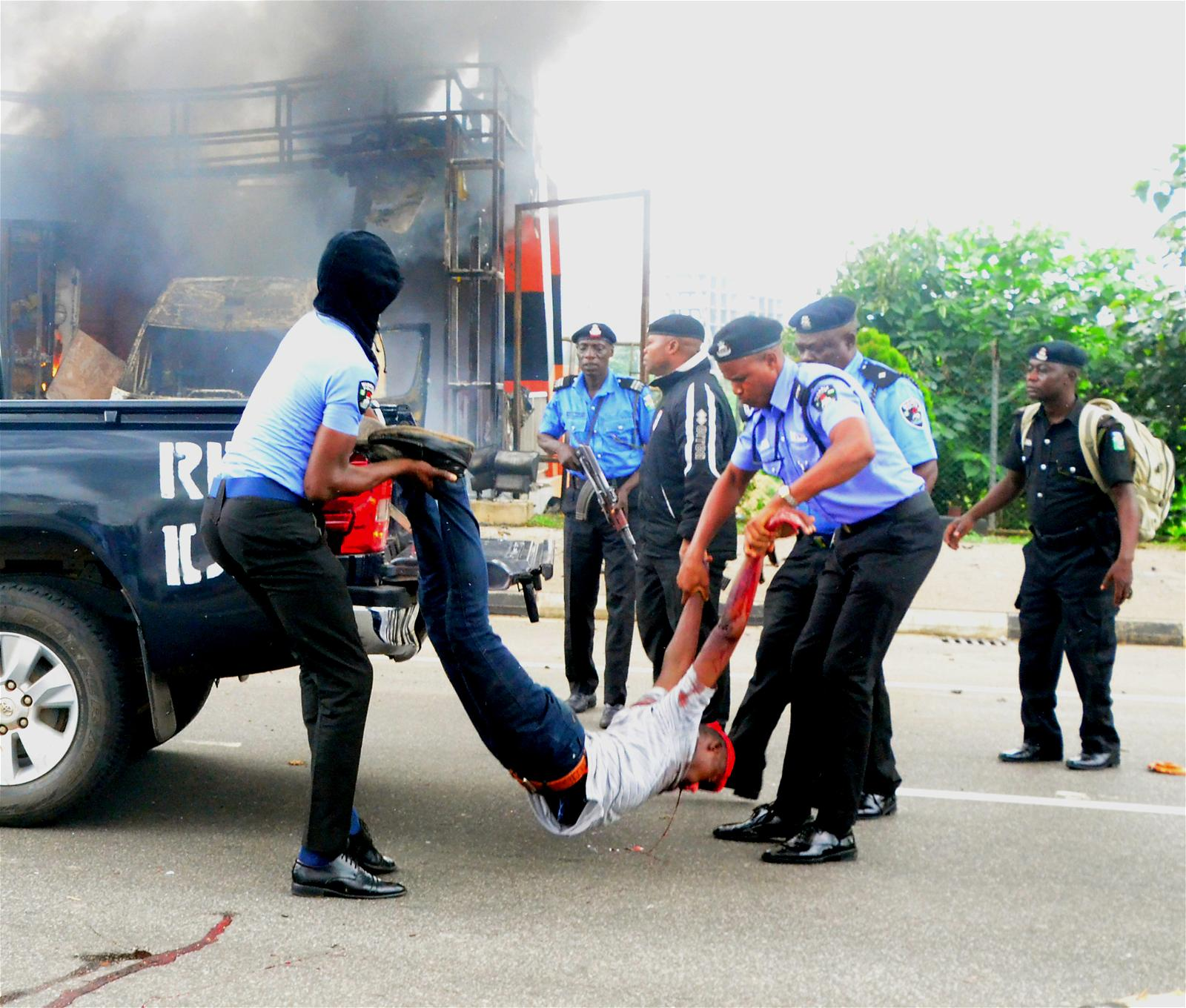 Shiite, Police,Insecurity