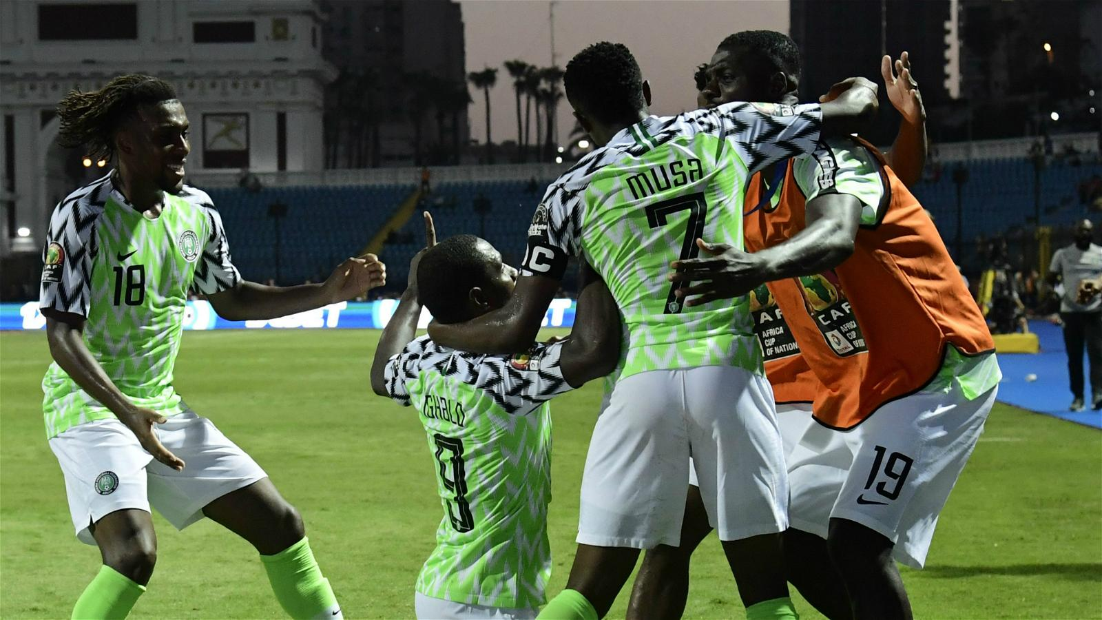 Super Eagles, 2022 World Cup qualifiers