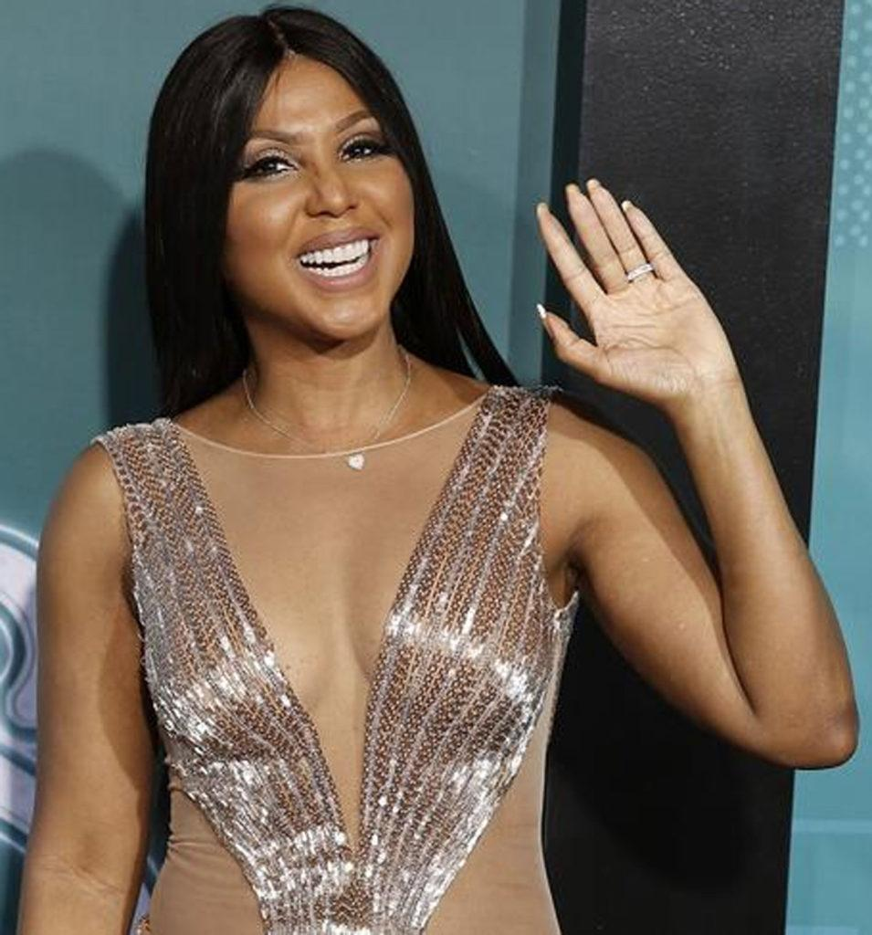 Legendary American singer and songwriter, Toni Michelle Braxton