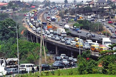Traffic, Lagos-Ibadan Expressway