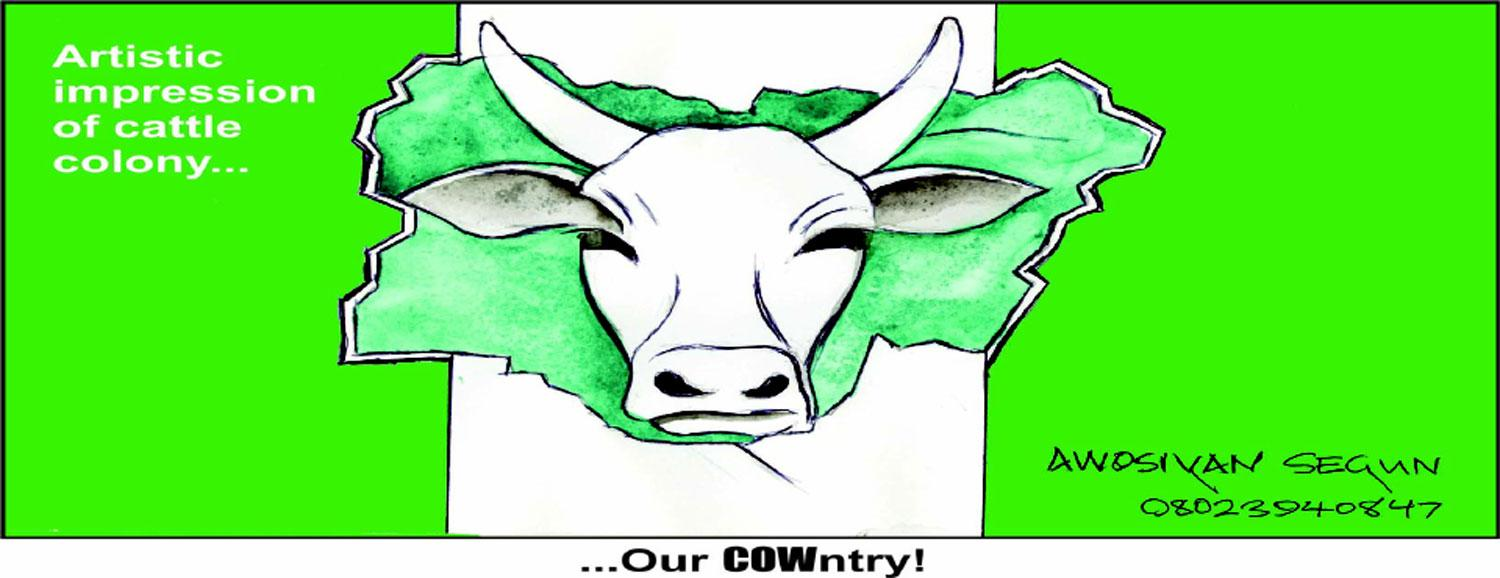 Cattle Colony, travel