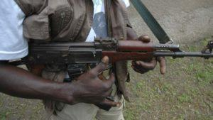Attackers with AK-47 kill three in Burundi heavily guarded district