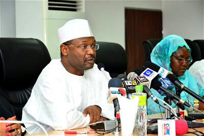 Senate to Confirm Prof Yakubu as INEC Chairman next week