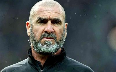 Cantona, Man United