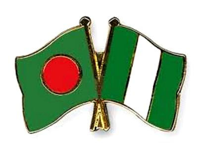 Nigeria, Bangladesh, military