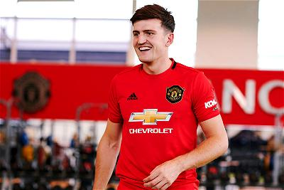 Harry Maguire eyes Manchester United season appearance landmark
