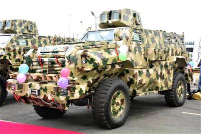 Terrorism, army