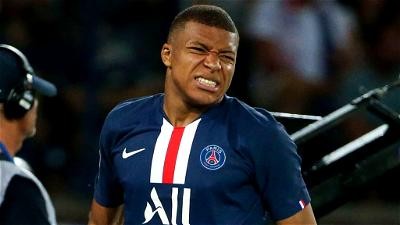 Mbappe, PSG, Contract