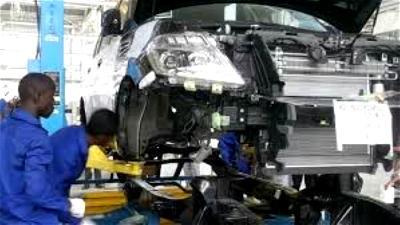 Nigeria auto industry