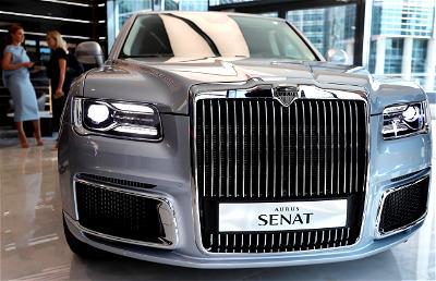Putin limousine