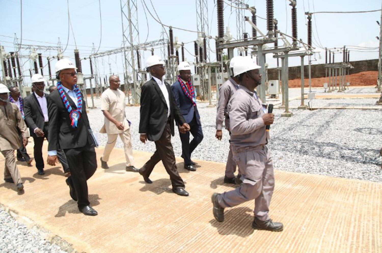 Fashola , electricity