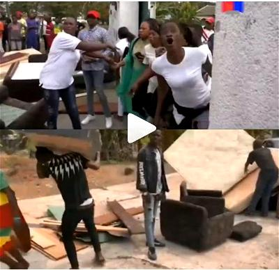 office, Congolese govt, Congolese govt. ejects Nigerian Ambassador, others from office