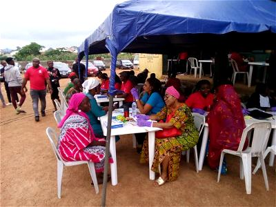 RCCG, medical services
