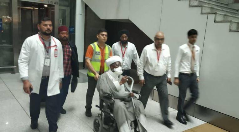 El-zakzaky, El-zakzaky, medical bill, India, Shiites, group, Shia