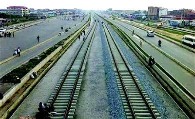Rail, Abuja, Nigeria, China