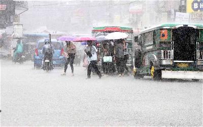 Rains in 20121