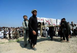 Afghanistan man dead after US drone attack