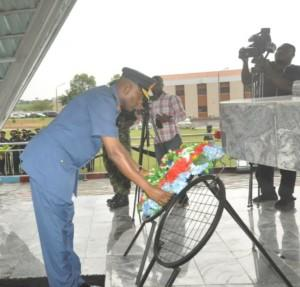 Armed Forces College hold memorial service for 1992 Ejigbo plane crash victims
