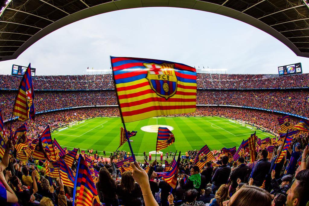 Barcelona, Real Madrid