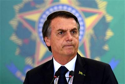Bolsonaro, DiCaprio, Amazon fires