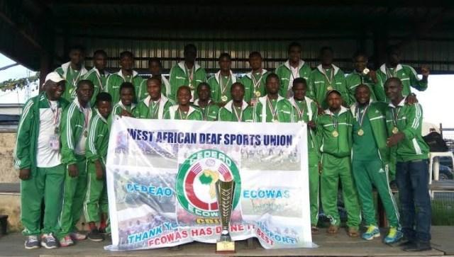 NDFA says grateful to Sports Ministry for support