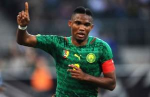 No need to claim anything, I am the best African player ever ― Eto'o